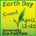 win an eco-friendly prize pack and a Kindle Fire in the #EarthDayEvent giveaway