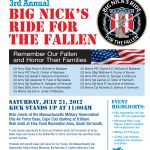 third annual Big Nick's Ride for the Fallen