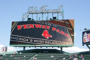 happy 100th birthday fenway park!