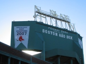 Red Sox photo - Fenway park