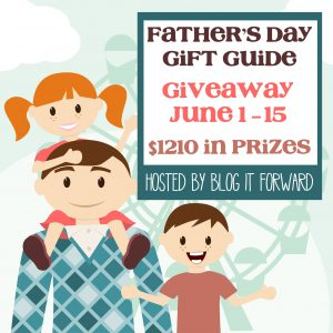 father's day gift guide giveaway!