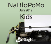 NaBloPoMo July