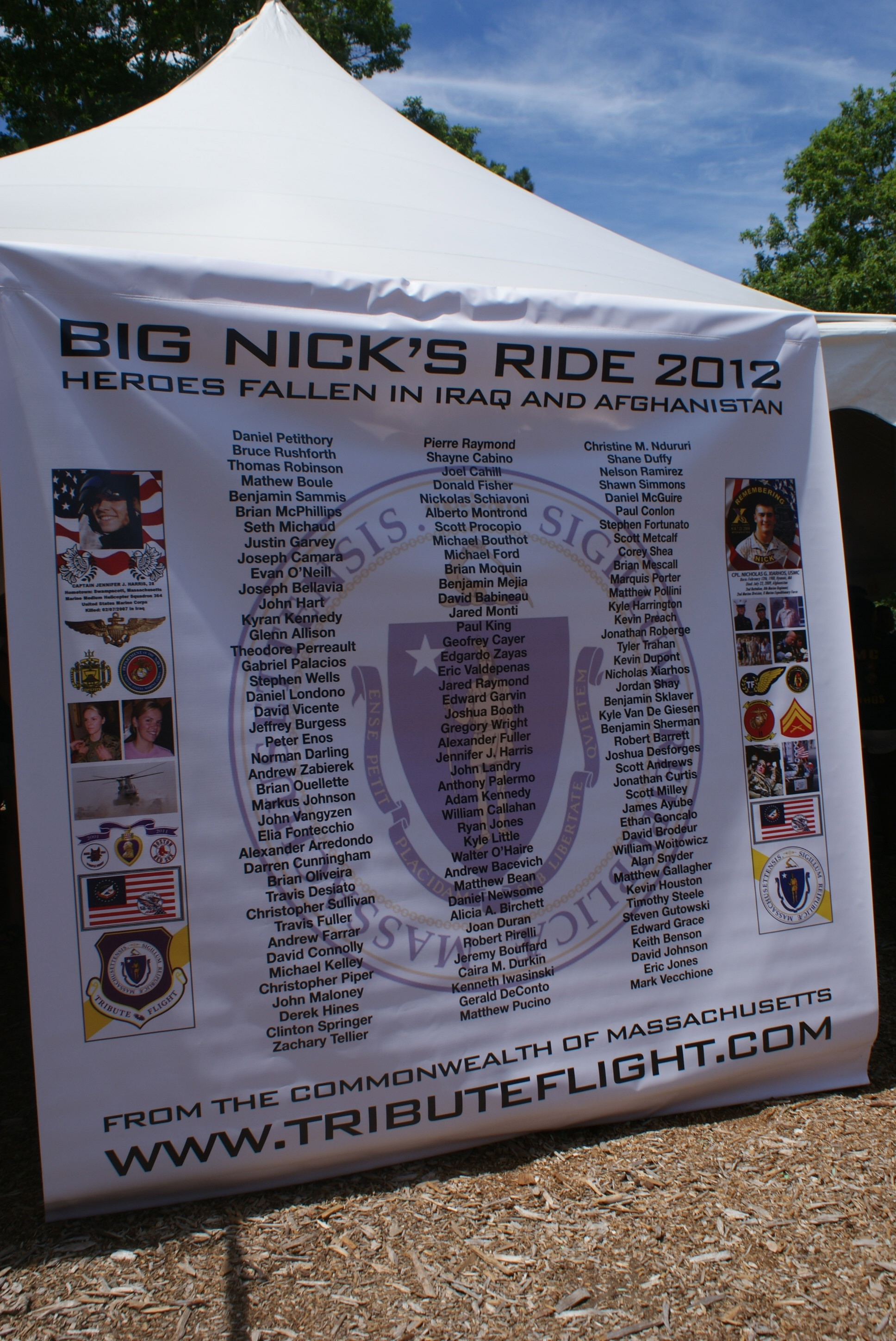 Big Nick's Ride 2012