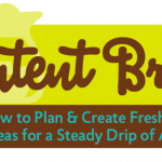 for bloggers – register for the February Content Brew course!