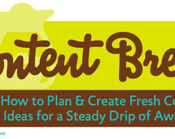 #ad Sign up for the new self-paced Content Brew today!