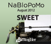NaBloPoMo August