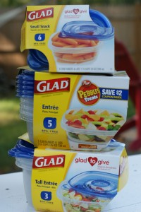 Back to School lunches made easy with Glad Food Storage