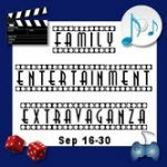 win an iTunes gift card in the Family Entertainment Extravaganza giveaway hop (US/Can)