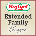 Hormel Family Blogger - lend a helping hand