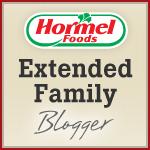Hormel Family Blogger - lend a helping hand