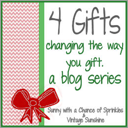 4 Gifts Changing the Way You Gift – Wants {week 1}