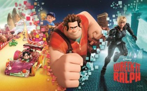 Wreck It Ralph Opened Friday!