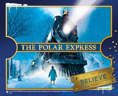 The Polar Express Comes to Cape Cod
