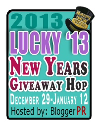 Lucky 13 New Year Giveaway Hop