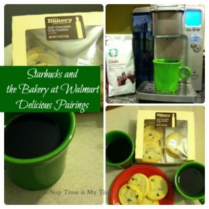 starbucks at walmart a delicious pairing #deliciouspairings #cbias