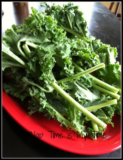 Smoothie Recipe with Kale