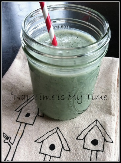 Smoothie with Kale