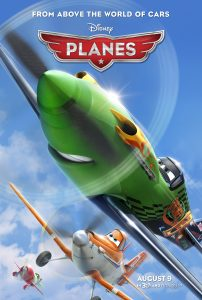 Disneys Planes lands in theaters soon