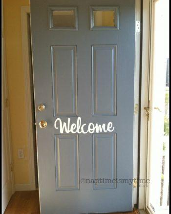 Painted Door Silhouette Studio Designer Edition
