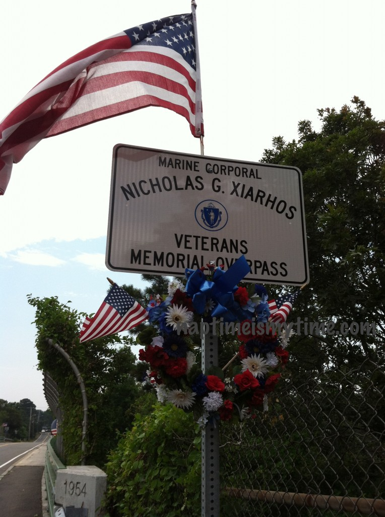 Nicholas Xiahros Veteran's Memorial Bridge