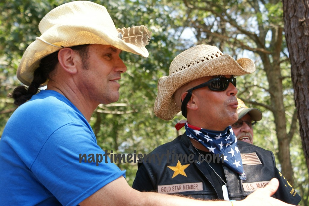 Gold Star Dads at NGX Ride
