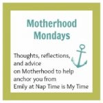 Motherhood Mondays: Why Life Insurance Is Important