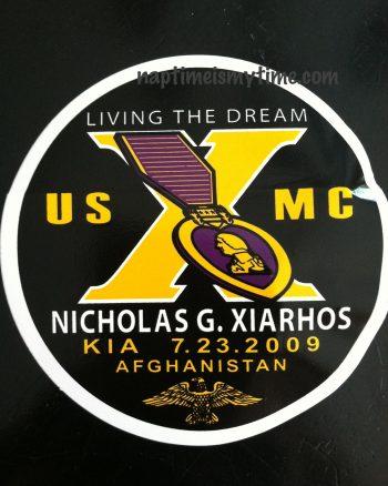 Nicholas Xiahros KIA Afghanistan