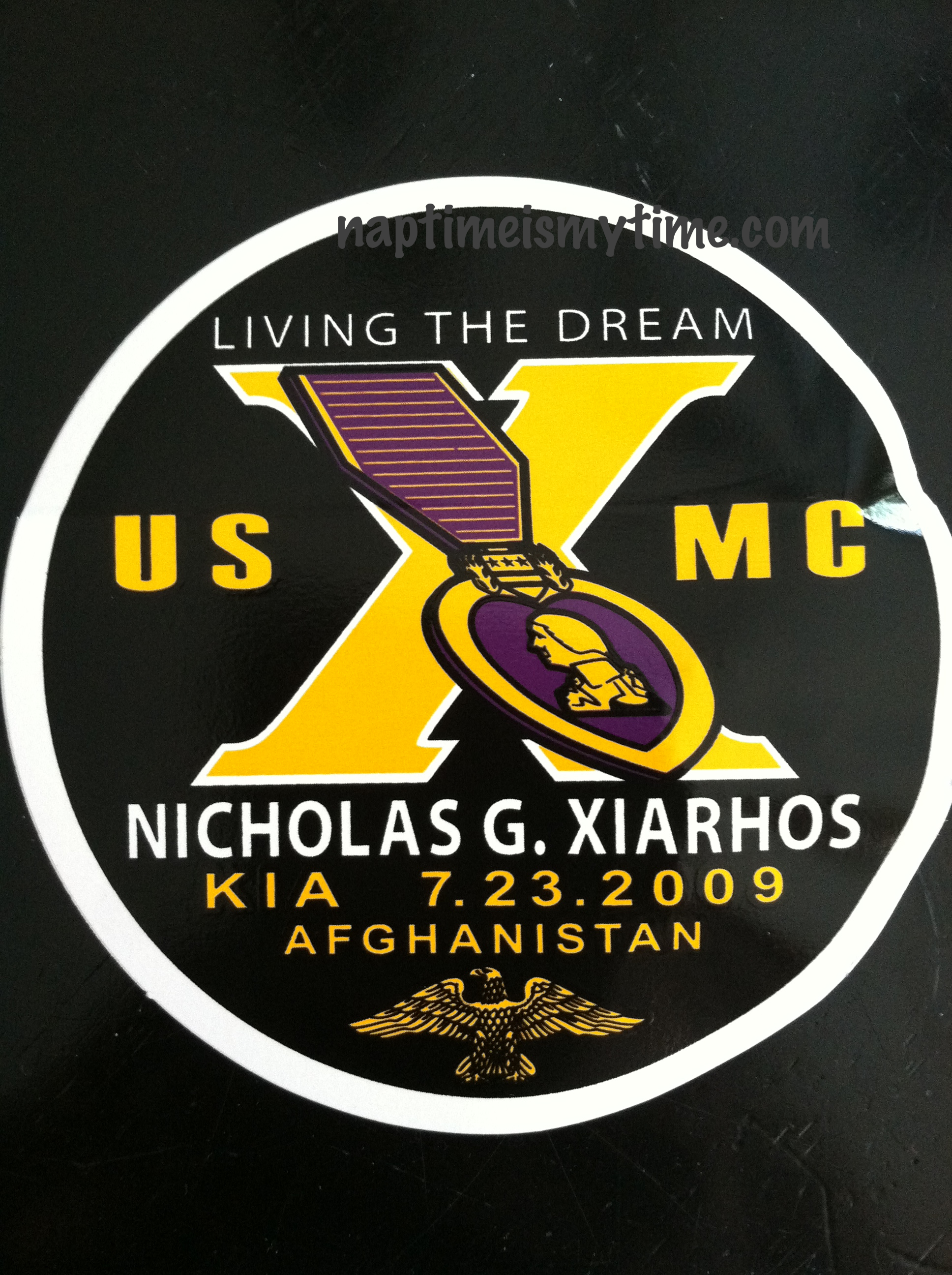 Remembering Nicholas Xiarhos 48 months later