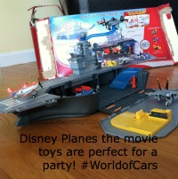Affordable Disney Planes and Cars Party Decorations and Toys