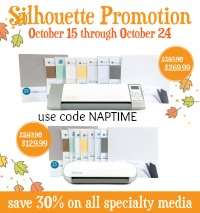 #ad Silhouette Discount