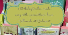 Birthday Smiles made easy with Hallmark Birthday Cards