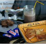 Easy Halloween Party #TrickUrTreat #cbias #shop