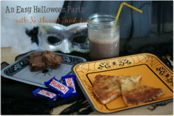 An Easy Halloween Party Idea