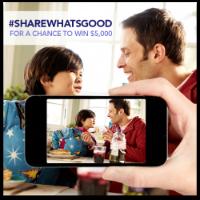 #sharewhatsgood #sponsored