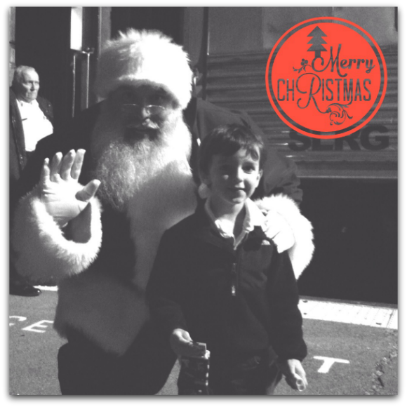 With Santa #weekinphotos