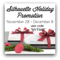 Silhouette Holiday Promotion #Cameo #Silhouette #BlackFriday #ad