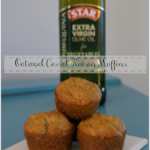 Easy Oatmeal Carrot Raisin Muffins