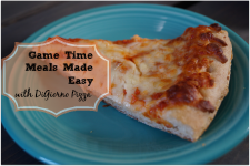 Game Time Meals Made Easy