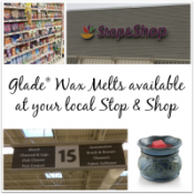 Transform yourself to another season with Glade® Wax Melts available at your local Stop & Shop #MeltsBestFeelings #shop #cbias