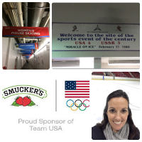 Smuckers Uncrustables is an Olympic Sponsor and reminds you to #HaveFunWithIt #client