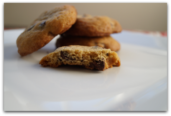 Emily from naptimeismytime.com shares the #bestchocolatechipcookie recipe