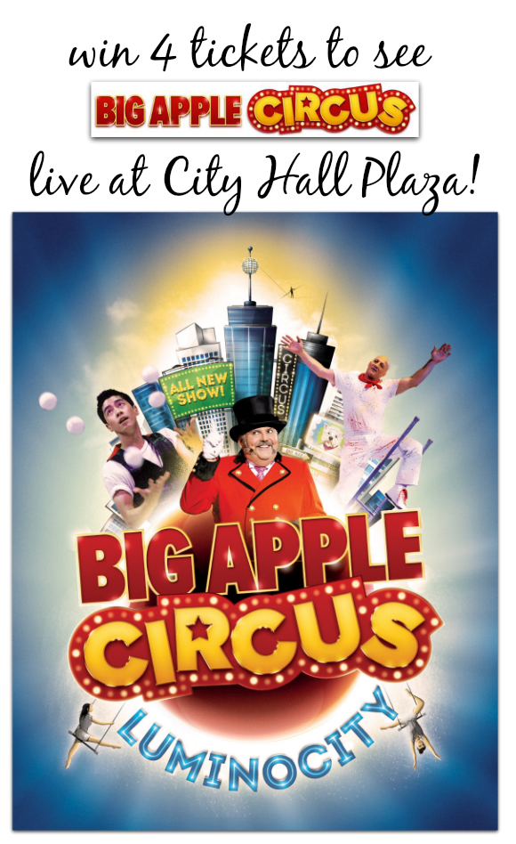 Big Apple Circus Comes to Boston and you can win tickets!
