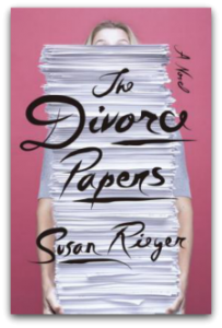 Join me and @FromLefttoWrite as we discuss this month's book club selection,The Divorce Papers