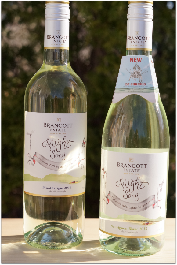 Brancott Estate Introduces Flight Song Wines