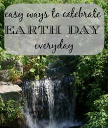 Celebrate Earth Day everyday by making small changes and finding recycling solutions in your community. #Moms4JNJConsumer #client