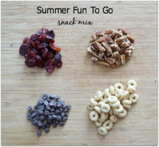 My Summer Fun To Go Bag Essentials: energy shots and more!