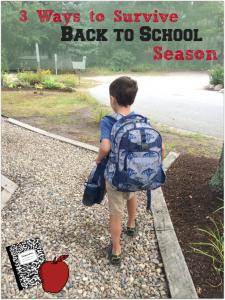 Create a #HappyBalance with these 3 ways to Survive Back to School Season from @naptimeismytime and @McDEasternNE #McDGoesB2S #paid #spon