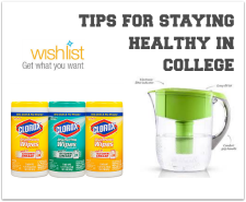 Clorox Wipes helping College Students Stay Healthy
