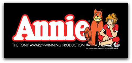 Boston area friends: enter to win the Annie The Musical Ticket Giveaway today! The tony award winning show is certain to be a big hit for fans of all ages! #anniethemusical
