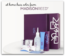 Coloring your hair at home is convenient and affordable with Madison Reed products. Learn how you can save 50% on your first order! #ad #MRTreat